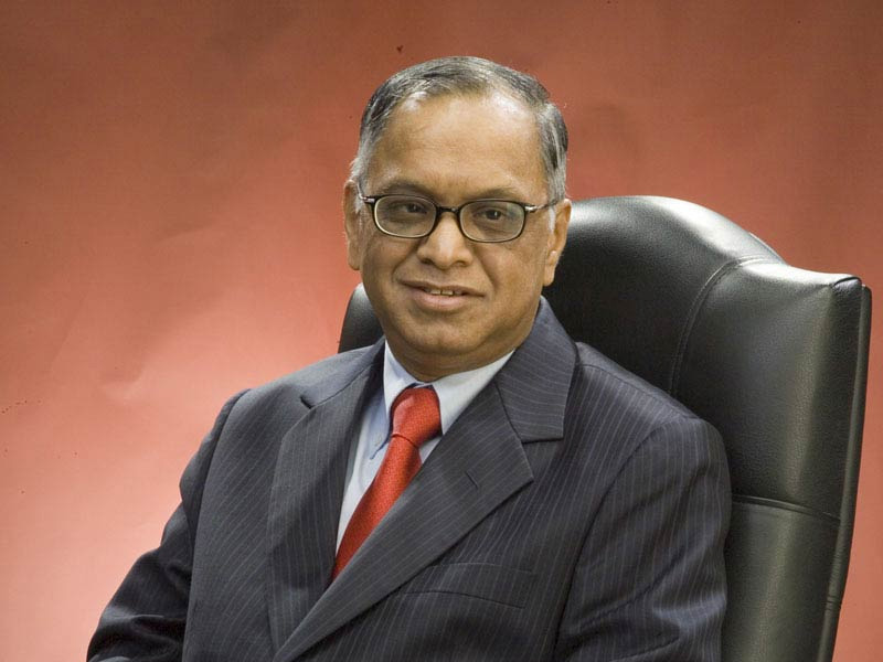 Blunt talk needed in country today, Narayana Murthy says, cites his spat with Vishal Sikka