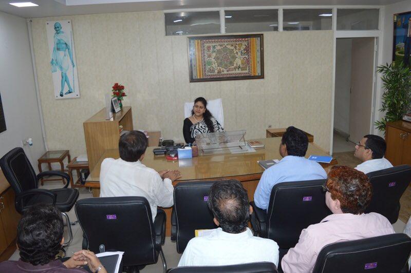 Ritu Maheshwari is new CEO of Noida Authority
