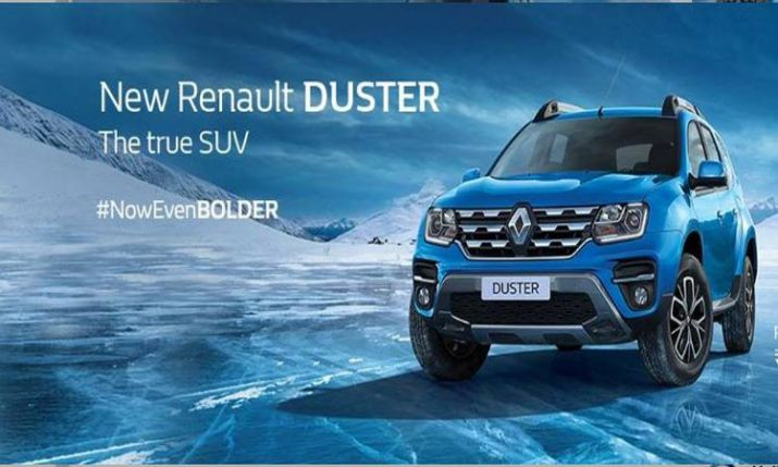 Renault India launches updated SUV Duster, price starts at Rs 8 lakh