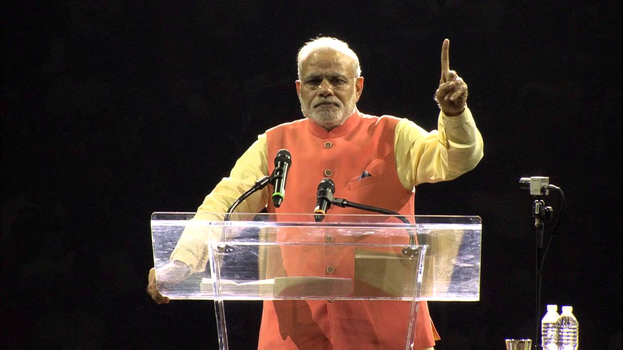 Indian-Americans thrilled over Narendra Modi's possible community address in Houston