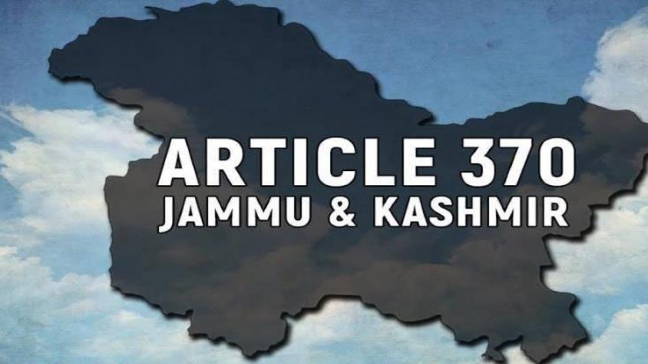 Passage of Triple Talaq, RTI Bills emboldened Moid government to scrap Article 370