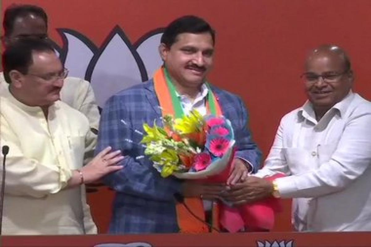 YS Chowdary knew Andhra Pradesh capital would come up in Amaravati, bought 623 acres of land: YSCRP