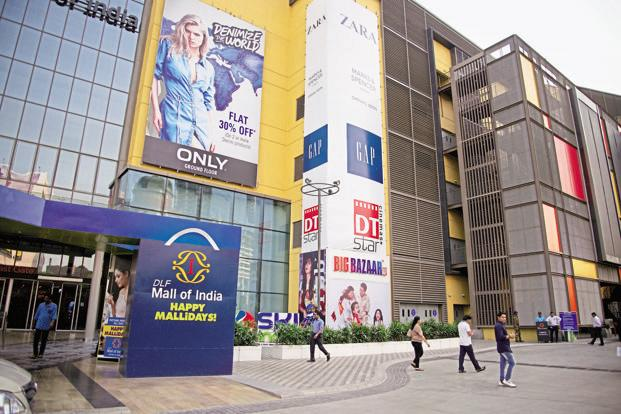 DLF transfers Noida mall, land to JV firm; reduces dues to Rs 5,500 crore