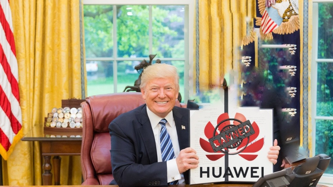 Won't allow Huawei inside US due to national security threat, says Donald Trump