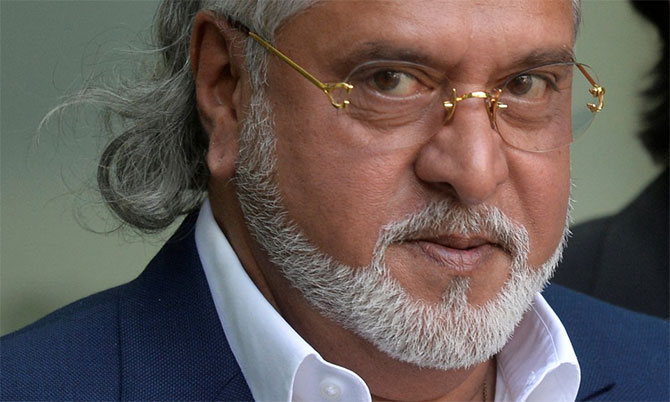 Vijay Mallya repeats offer of 100% loan payback, quotes FM on business failures