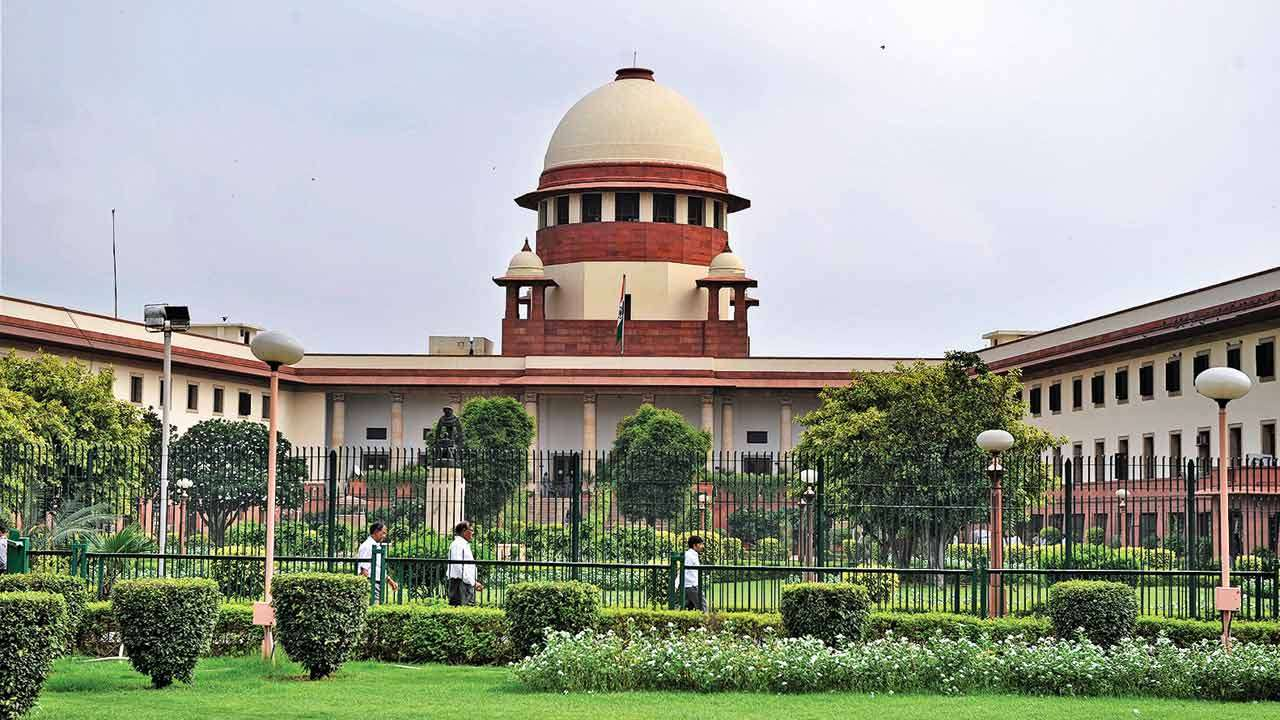Plea filed in Supreme Court challenging Presidential order on Article 370