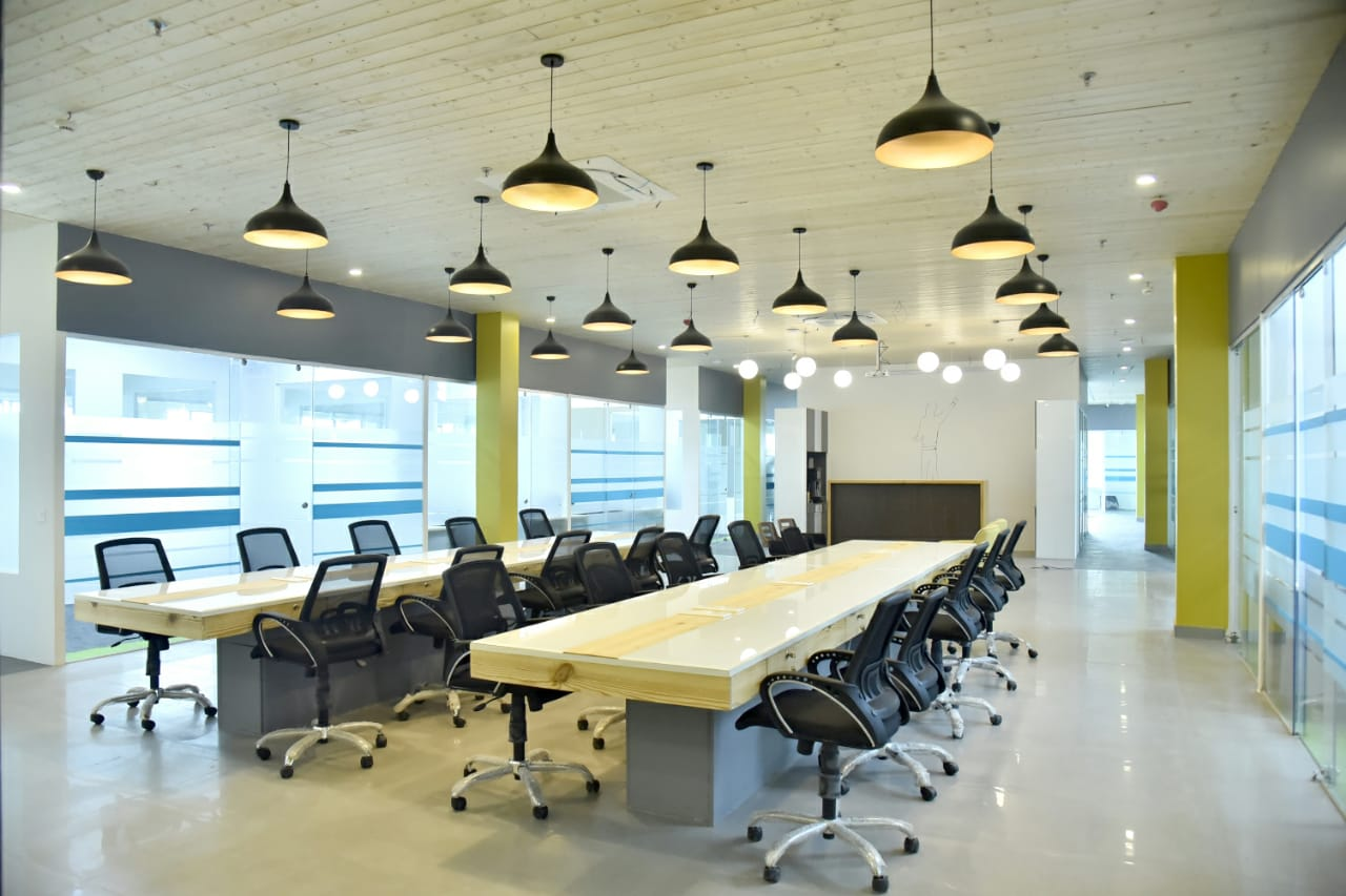 Spring House Coworking leases 21,000 Sq. Ft. space at Golf Course Extension Road in Gurugram