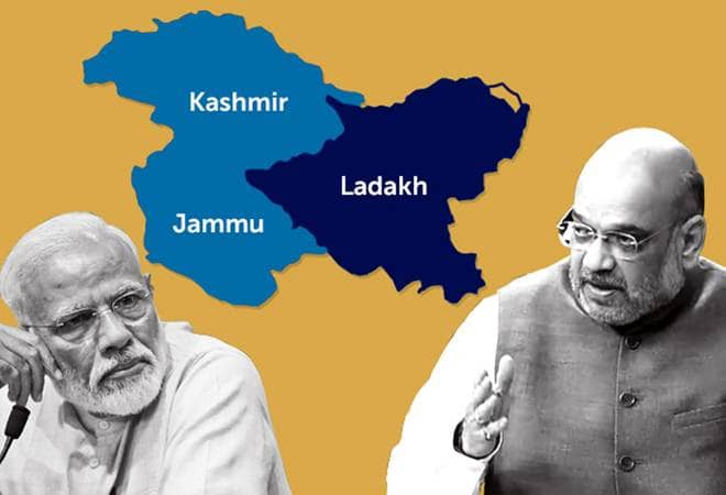 Parliament nod for removing Artticle 370 provisions, splitting Jammu and Kashmir to 2 Union Territories