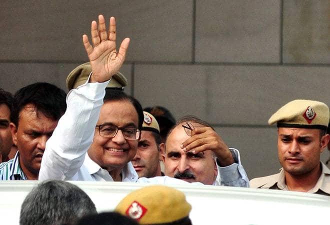 Chidambaram sent to Tihar jail in INX Media corruption case
