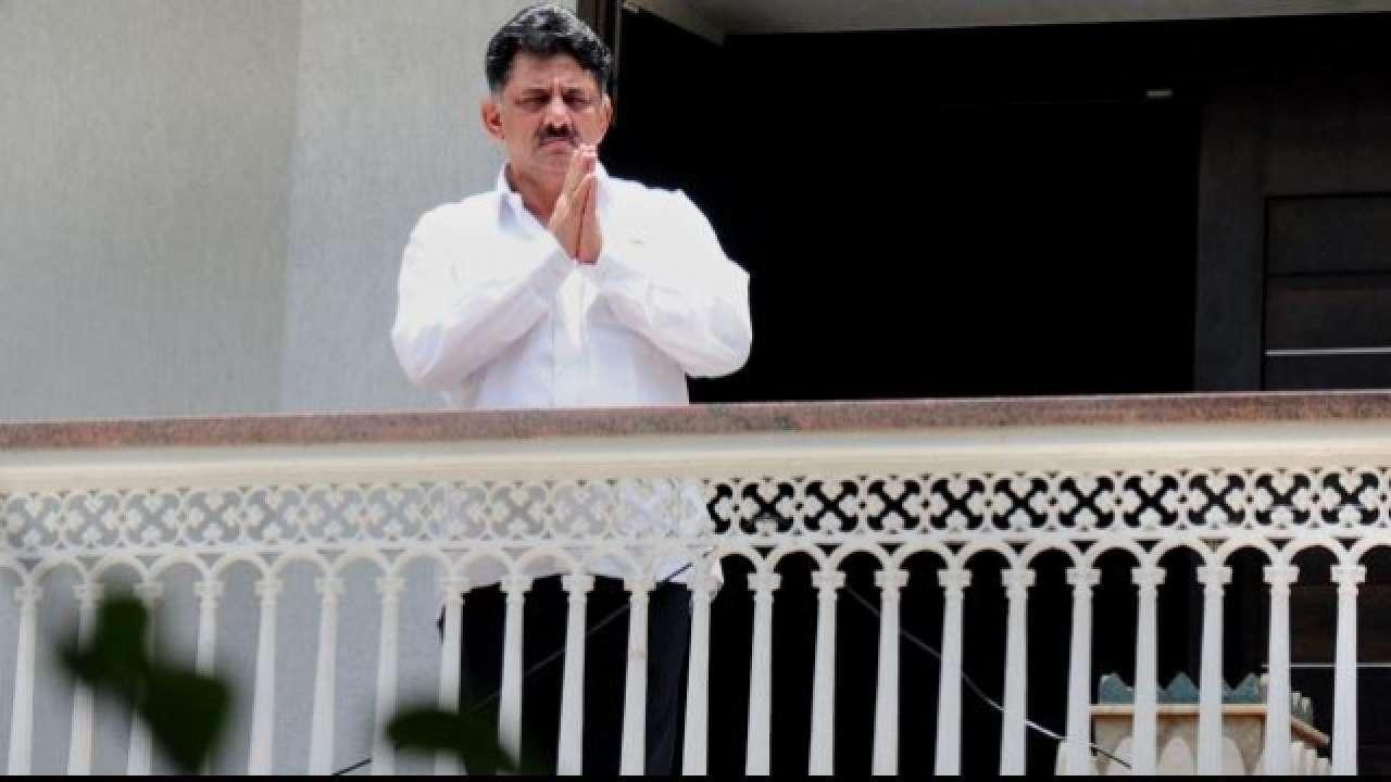 ED arrests Karnataka Congress leader DK Shivkumar for 'money laundering'