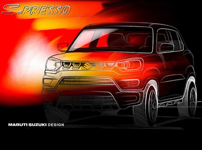 Maruti Suzuki S-Presso launched in India, price starts at Rs 3.69 lakh