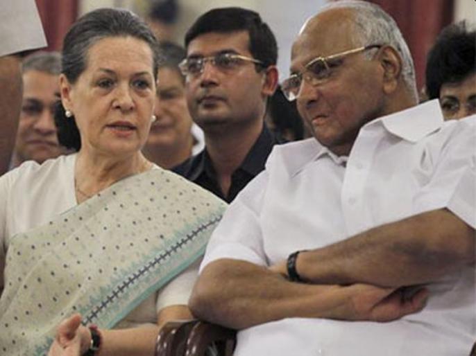 Sharad Pawar meets Sonia Gandhi over seat-sharing talks for Maharashtra polls