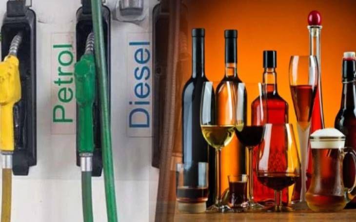 Five per cent VAT on liquor, petrol and diesel in Madhya Pradesh