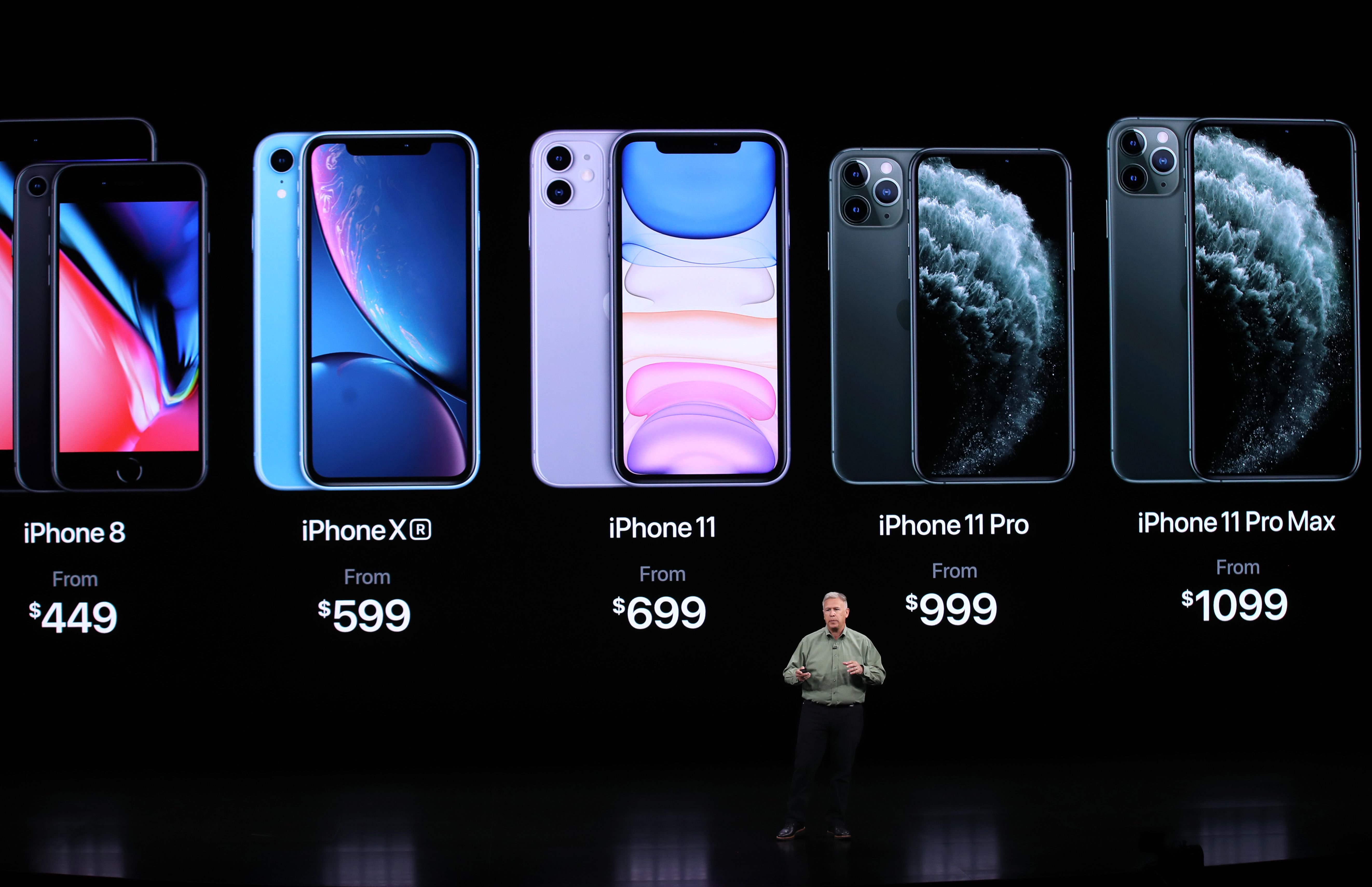 Apple cuts prices, ramps up services as iPhone 11 launches
