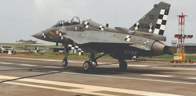 HAL to receive Rs 45,000 crore orders for 83 LCA fighters
