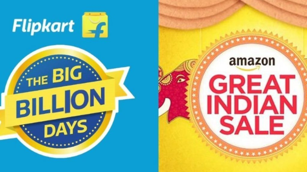 Amazon, Flipkart sales generate Rs 19,000 crore in 6 days