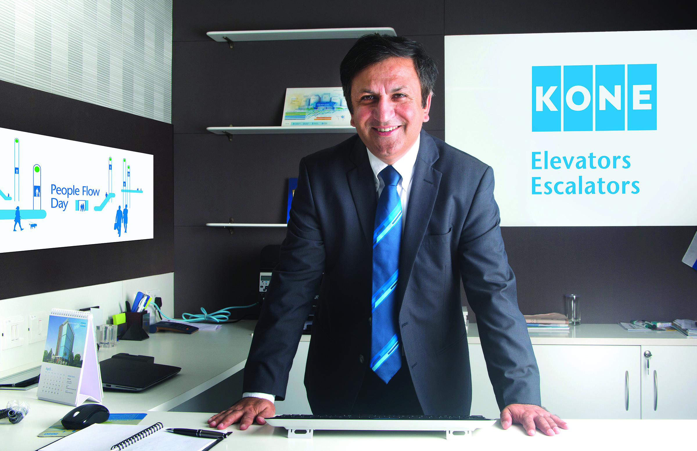 KONE opens new technology and innovation center in Pune; hires new talent