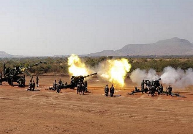 Army pounds terror camps, Pakistani posts along LoC in counter-offensive against infiltration attempts