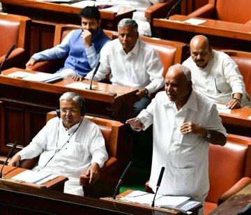 Karnataka's financial condition good, stable, says B S Yediyurappa