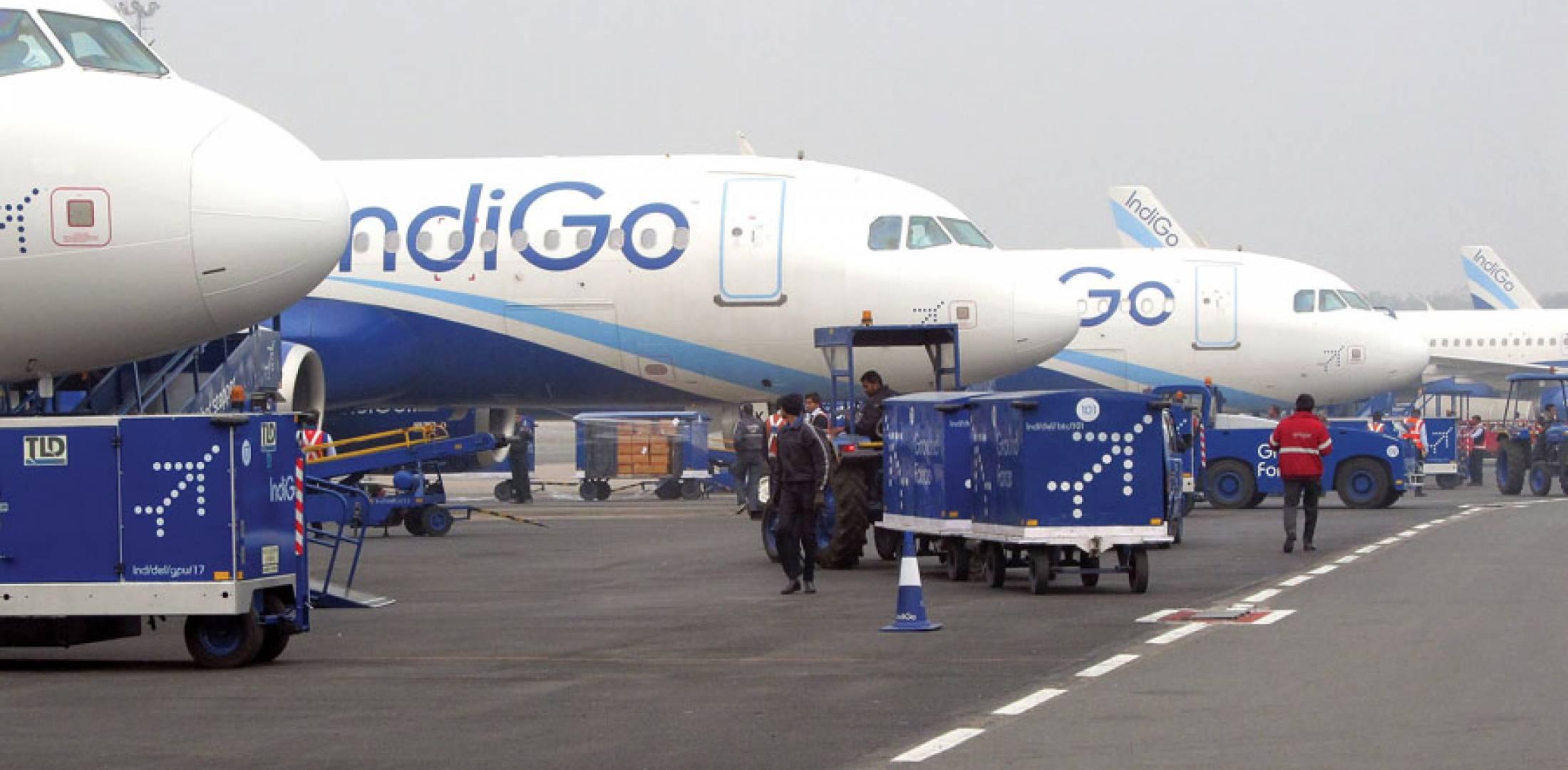 IndiGo seeks staff support amid biggest quarterly loss of Rs 1,062 crore