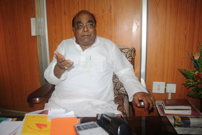 Senior Odisha BJP leader Damodar Rout quits party