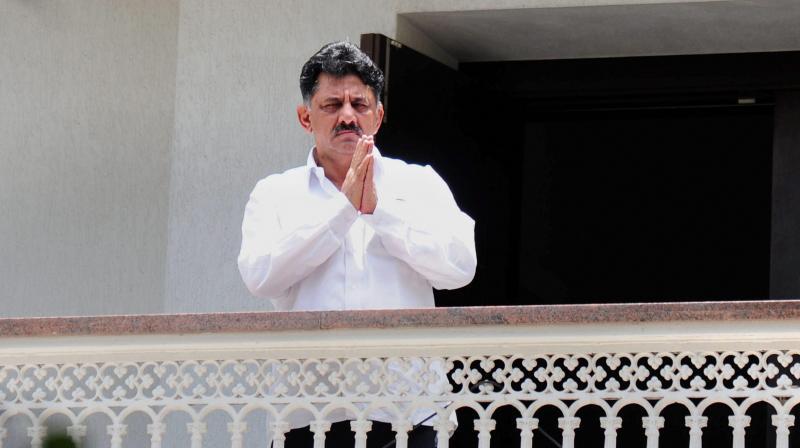 DK Shivakumar gets bail in money laundering case