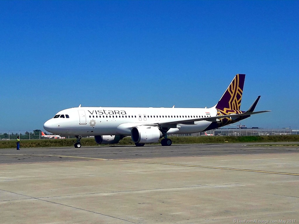 Vistara to deploy A320neos with enhanced features on India-Singapore route