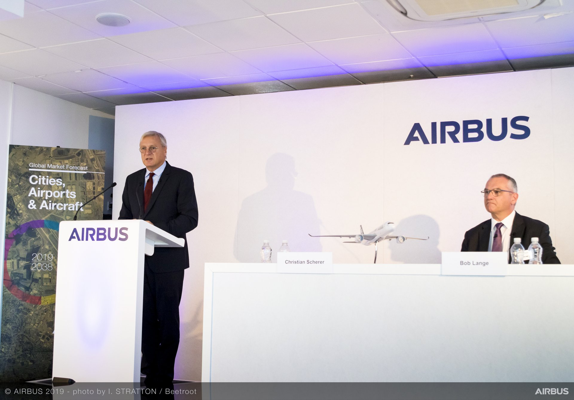 Airbus forecasts need for over 39,000 new aircraft in next 20 years