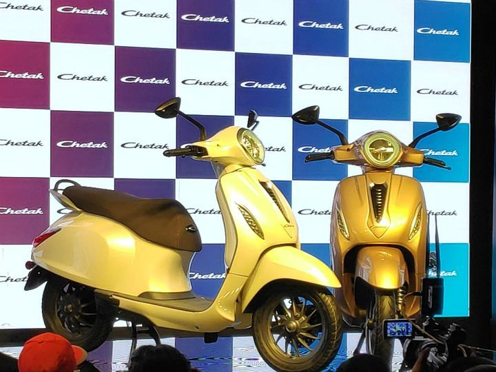Bajaj Chetak makes a comeback in electric avatar, to be available from January