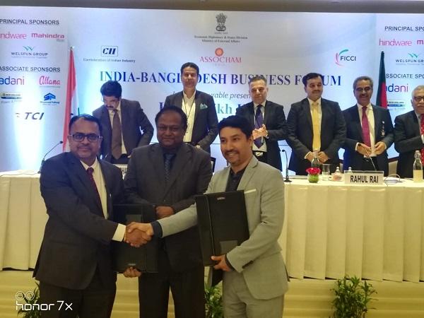 India-Bangladesh Business Forum achieves 4iR R&D alliance