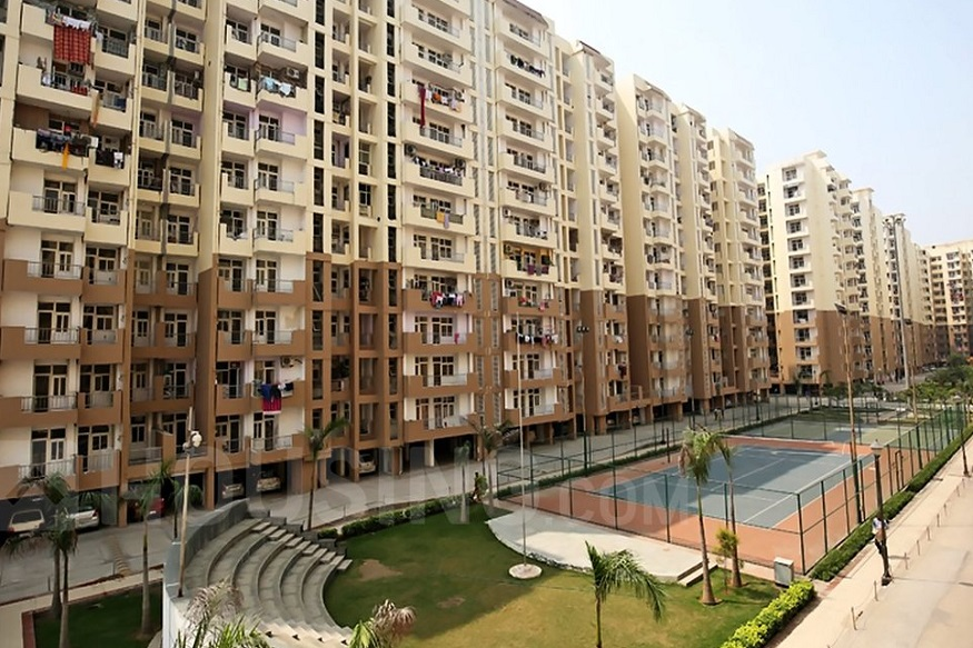 NCR markets had a total of 108,937 unsold units till the end of July 2019