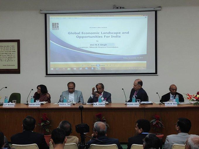 Current economic slowdown episodic, says N K Singh