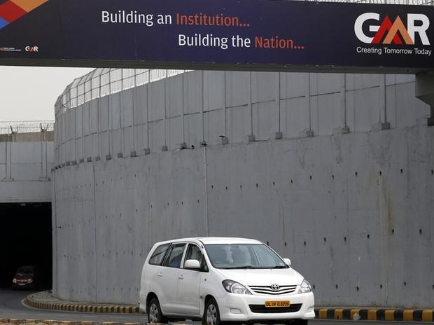 GMR's loss widens to Rs 457 crore in Q2