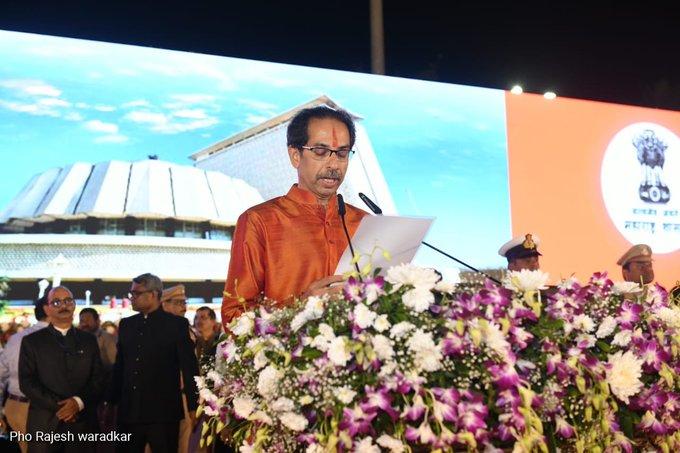 Uddhav Thackeray takes oath, becomes first Thackeray to be Maharashtra Chief Minister