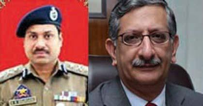 Umang Narula made advisor to Ladakh's Lieutenant Governor, SS Khandare appointed police head