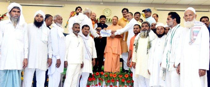 """Uttar Pradesh fulfilling Narendra Modi""""s dream to make air travel affordable for poor: Yogi Adityanath"""