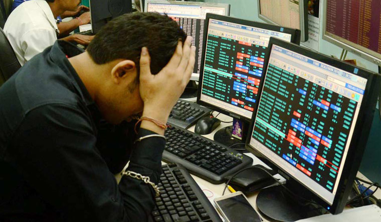 Investor wealth tumbles Rs 9.74 trillion in two days as markets plunge