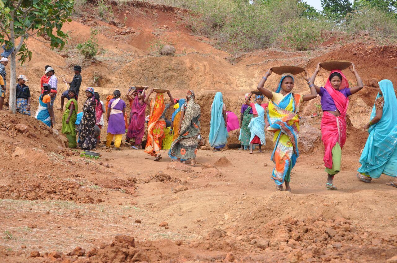 Rajasthan revises wages under MGNREGA