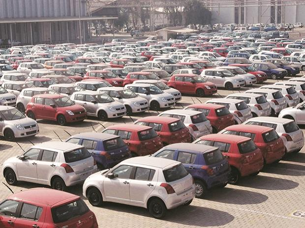 Maruti Suzuki lowers production by 32% in March as slowdown bites
