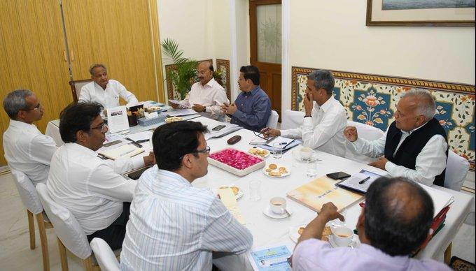 Coronavirus crisis: Rajasthan defers 75% salary of CM, Ministers, Bureaucrats