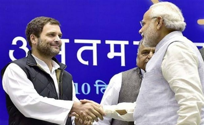 Rahul Gandhi thanks Narendra Modi government for changing FDI norms after his warning