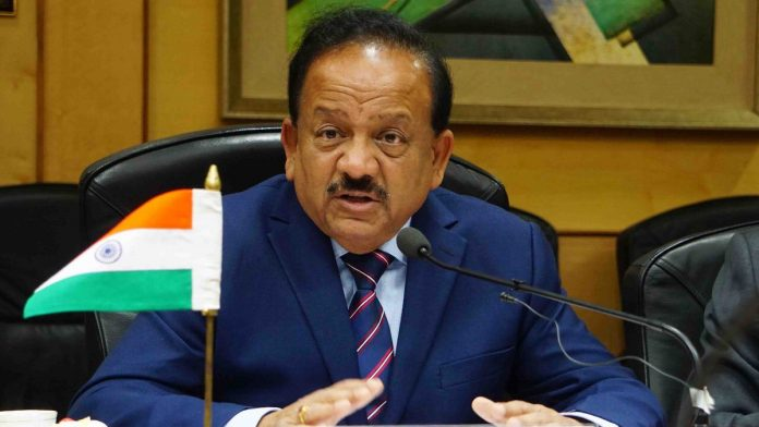 Harsh Vardhan to take charge as WHO executive Board Chairman