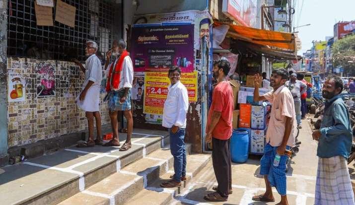 Liquor shops in Karnataka gearing up to start operations