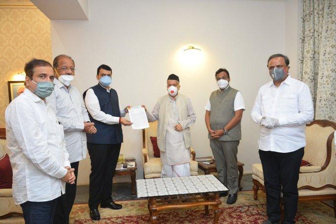BJP leader Devendra Fadnavis' claims on Central aid to Maharashtra hollow