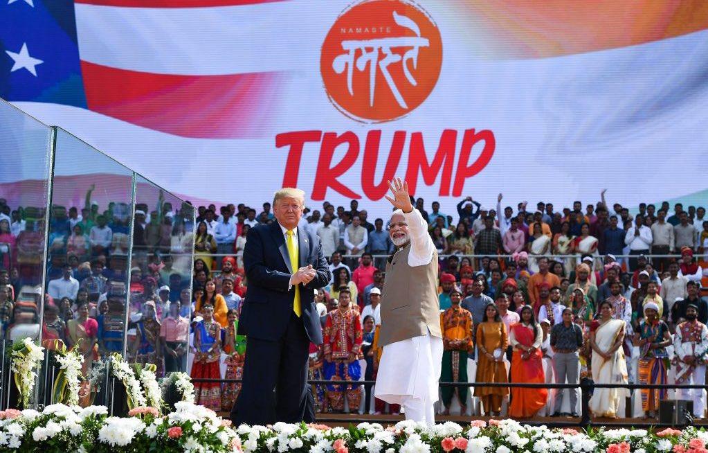 Namaste Trump event responsible for coronavirus crisis in Mumbai, Gujarat and Delhi