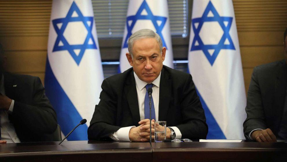 Israel president tasks Benjamin Netanyahu with forming government