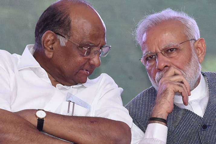 IFSC body in Gujarat will globally discredit Mumbai: Sharad Pawar to Narendra Modi