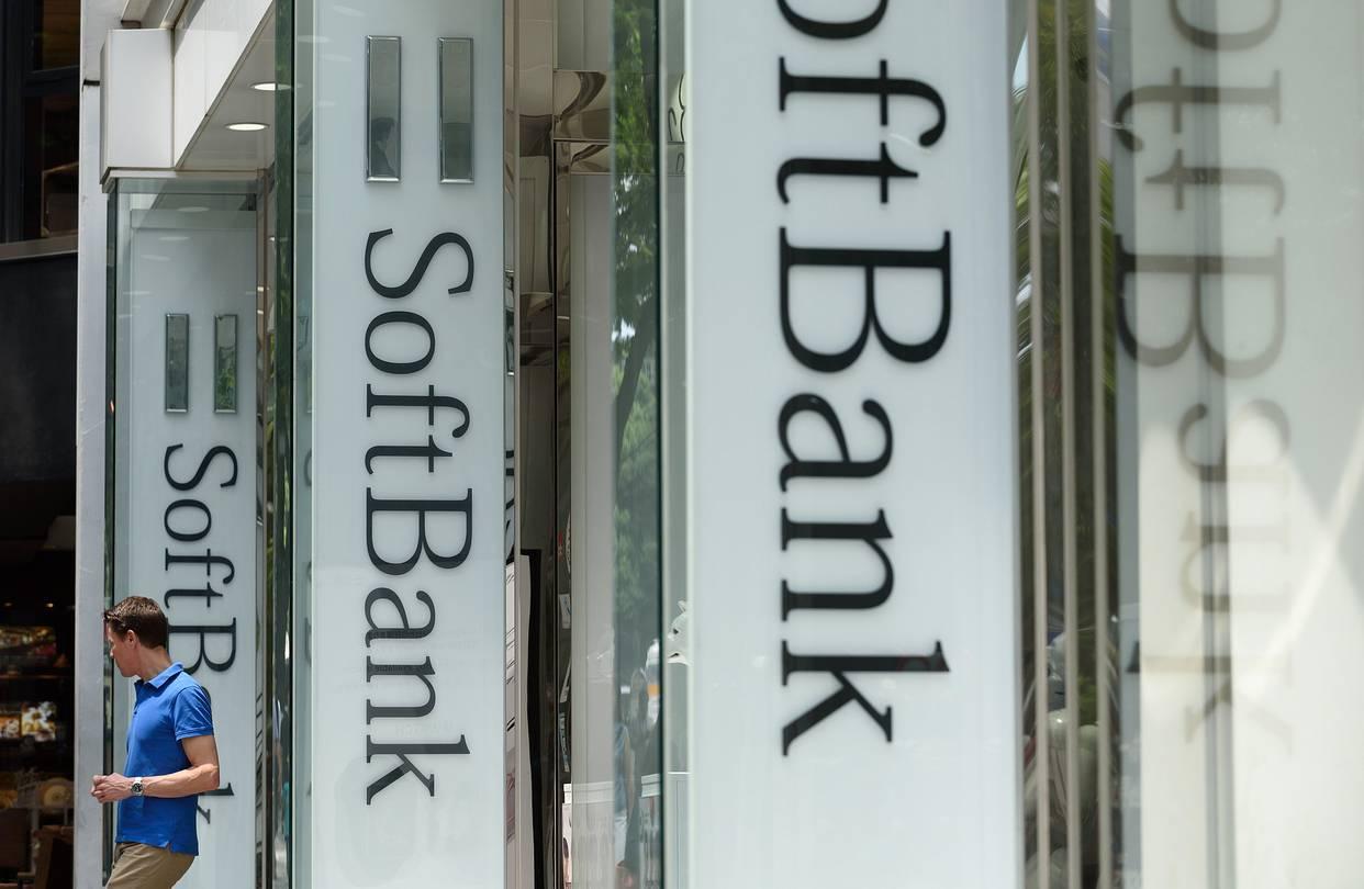 SoftBank's Vision Fund tumbles to $18 billion loss in 'valley of coronavirus'