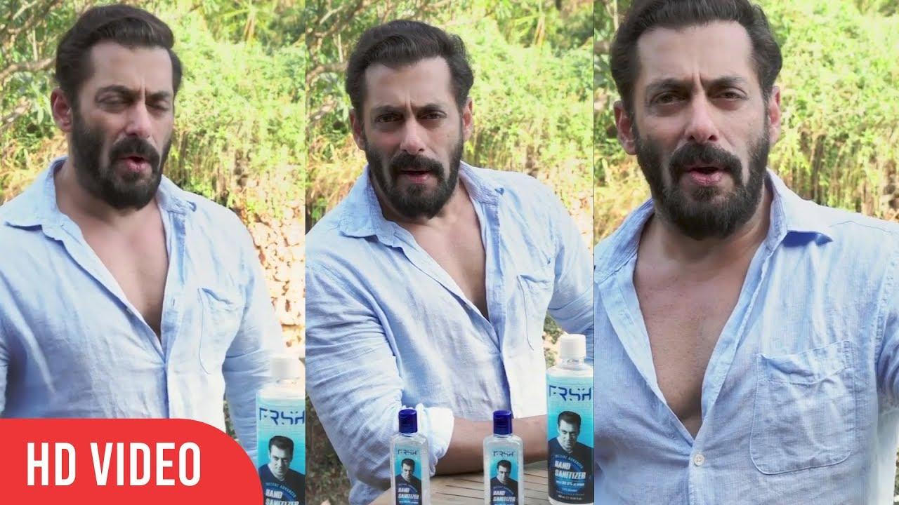 Salman Khan launches grooming and personal care brand