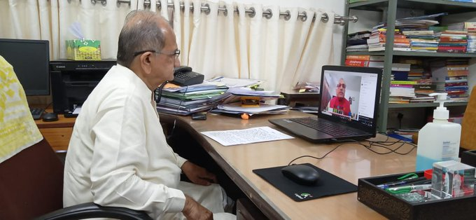 Gujarat High Court declares BJP state minister Bhupendrasinh Chudasama's election as void
